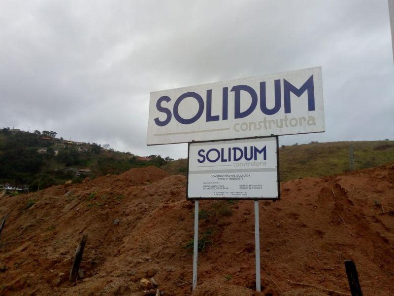 Condomínio de Galpões - Solidum Log II - Catobira
