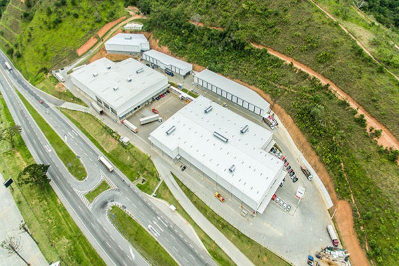 Condomínio de Galpões - Solidum Log I